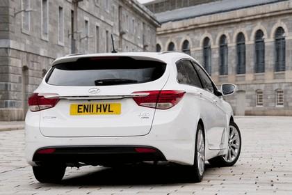 2011 Hyundai i40 station wagon CRDi - UK version 13