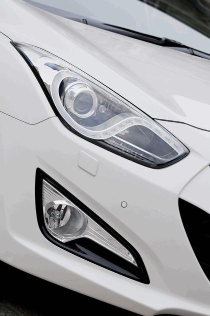 2011 Hyundai i40 station wagon CRDi - UK version 15