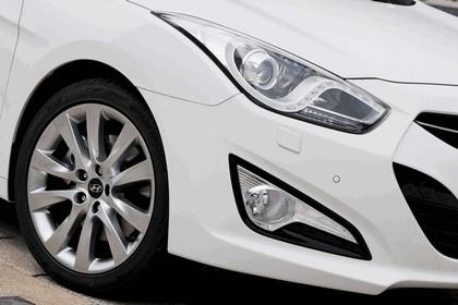 2011 Hyundai i40 station wagon CRDi - UK version 18