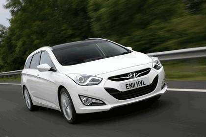 2011 Hyundai i40 station wagon CRDi - UK version 23