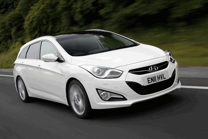 2011 Hyundai i40 station wagon CRDi - UK version 24