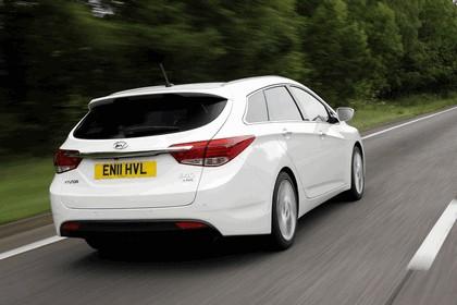 2011 Hyundai i40 station wagon CRDi - UK version 26