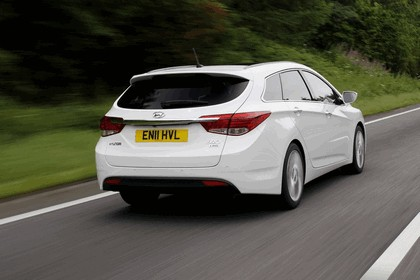 2011 Hyundai i40 station wagon CRDi - UK version 27