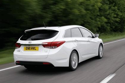 2011 Hyundai i40 station wagon CRDi - UK version 28