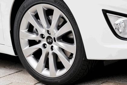 2011 Hyundai i40 station wagon CRDi - UK version 29