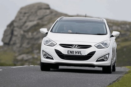 2011 Hyundai i40 station wagon CRDi - UK version 34