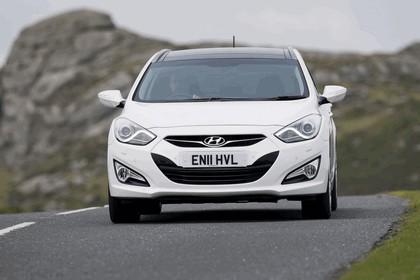 2011 Hyundai i40 station wagon CRDi - UK version 36