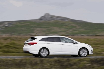 2011 Hyundai i40 station wagon CRDi - UK version 40