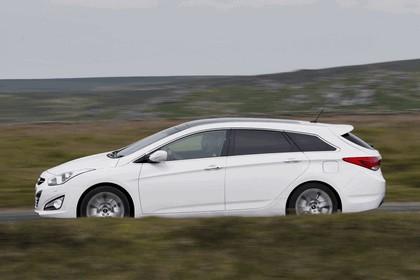 2011 Hyundai i40 station wagon CRDi - UK version 41