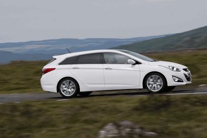 2011 Hyundai i40 station wagon CRDi - UK version 42