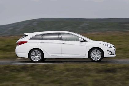 2011 Hyundai i40 station wagon CRDi - UK version 43