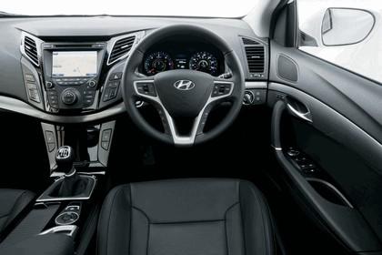 2011 Hyundai i40 station wagon CRDi - UK version 52