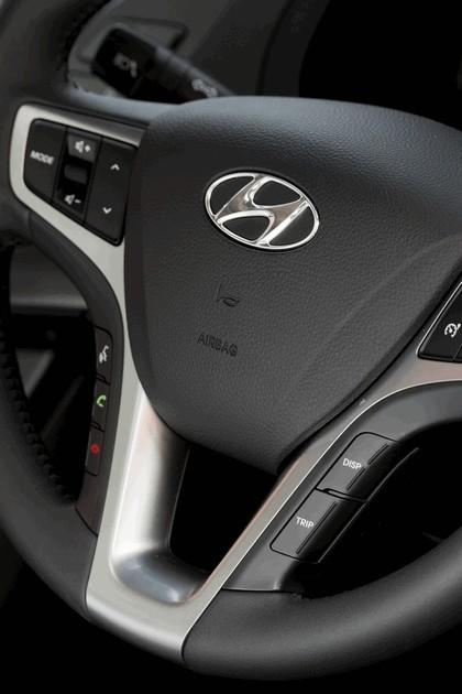 2011 Hyundai i40 station wagon CRDi - UK version 54
