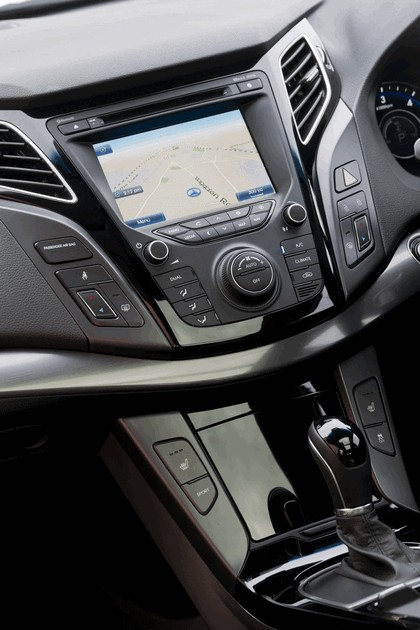 2011 Hyundai i40 station wagon CRDi - UK version 58