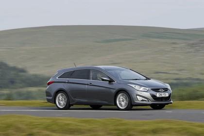 2011 Hyundai i40 station wagon CRDi - UK version 82
