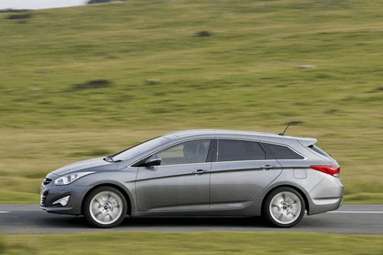 2011 Hyundai i40 station wagon CRDi - UK version 83