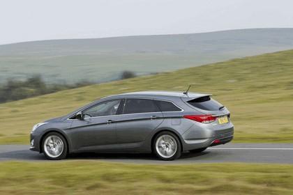 2011 Hyundai i40 station wagon CRDi - UK version 84