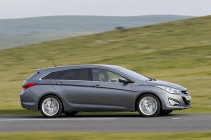2011 Hyundai i40 station wagon CRDi - UK version 85