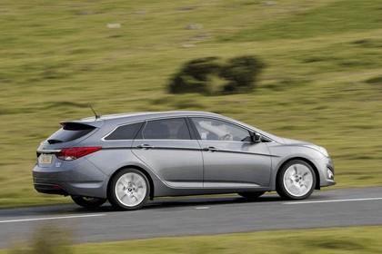 2011 Hyundai i40 station wagon CRDi - UK version 87