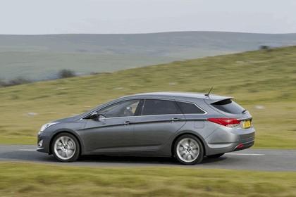 2011 Hyundai i40 station wagon CRDi - UK version 88