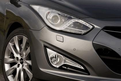 2011 Hyundai i40 station wagon CRDi - UK version 89