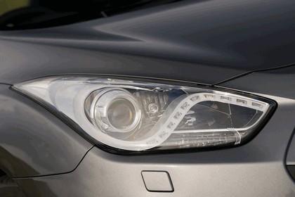 2011 Hyundai i40 station wagon CRDi - UK version 90