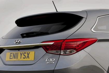 2011 Hyundai i40 station wagon CRDi - UK version 96