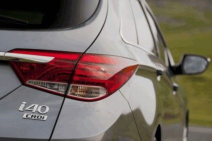 2011 Hyundai i40 station wagon CRDi - UK version 97