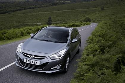 2011 Hyundai i40 station wagon CRDi - UK version 107