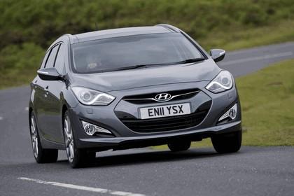 2011 Hyundai i40 station wagon CRDi - UK version 110