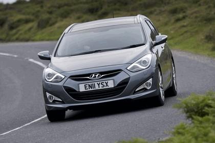 2011 Hyundai i40 station wagon CRDi - UK version 112