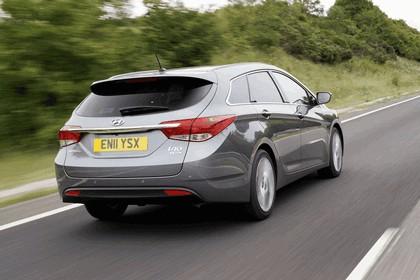2011 Hyundai i40 station wagon CRDi - UK version 115