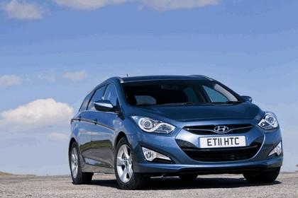 2011 Hyundai i40 station wagon Blue Drive - UK version 1