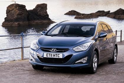 2011 Hyundai i40 station wagon Blue Drive - UK version 6