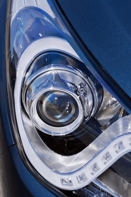 2011 Hyundai i40 station wagon Blue Drive - UK version 9