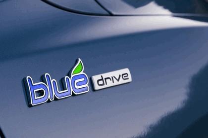2011 Hyundai i40 station wagon Blue Drive - UK version 13