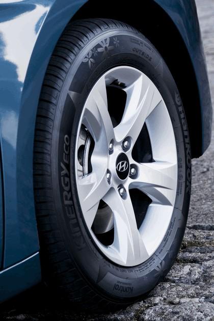 2011 Hyundai i40 station wagon Blue Drive - UK version 14