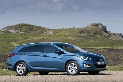 2011 Hyundai i40 station wagon Blue Drive - UK version 24