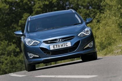 2011 Hyundai i40 station wagon Blue Drive - UK version 27