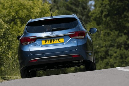 2011 Hyundai i40 station wagon Blue Drive - UK version 28