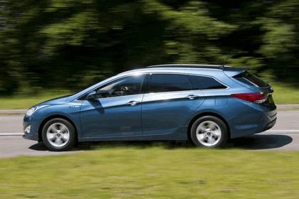 2011 Hyundai i40 station wagon Blue Drive - UK version 29