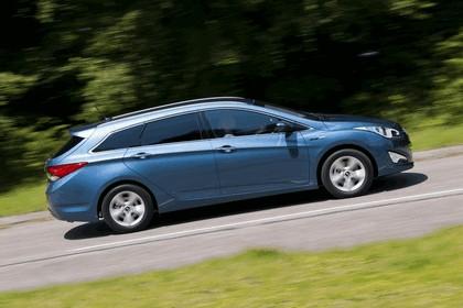 2011 Hyundai i40 station wagon Blue Drive - UK version 30
