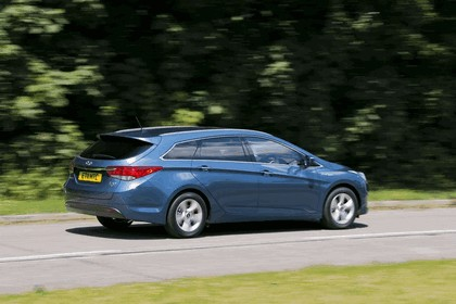 2011 Hyundai i40 station wagon Blue Drive - UK version 32