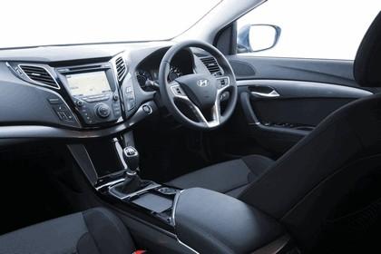 2011 Hyundai i40 station wagon Blue Drive - UK version 34