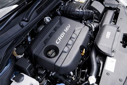 2011 Hyundai i40 station wagon Blue Drive - UK version 38