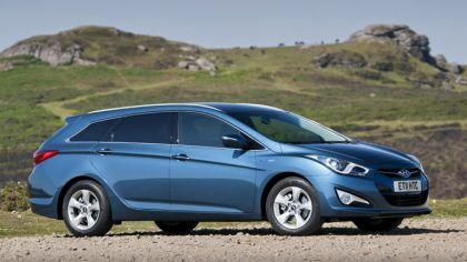 2011 Hyundai i40 station wagon Blue Drive - UK version 7