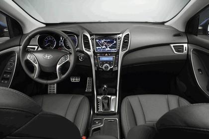 2011 Hyundai i30 8