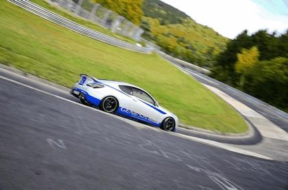 2011 Hyundai Genesis Coupé GT - Germany version 8