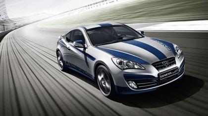 2011 Hyundai Genesis Coupé GT - Germany version 5