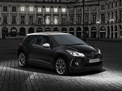 2011 Citroen DS3 Ultra Prestige 4